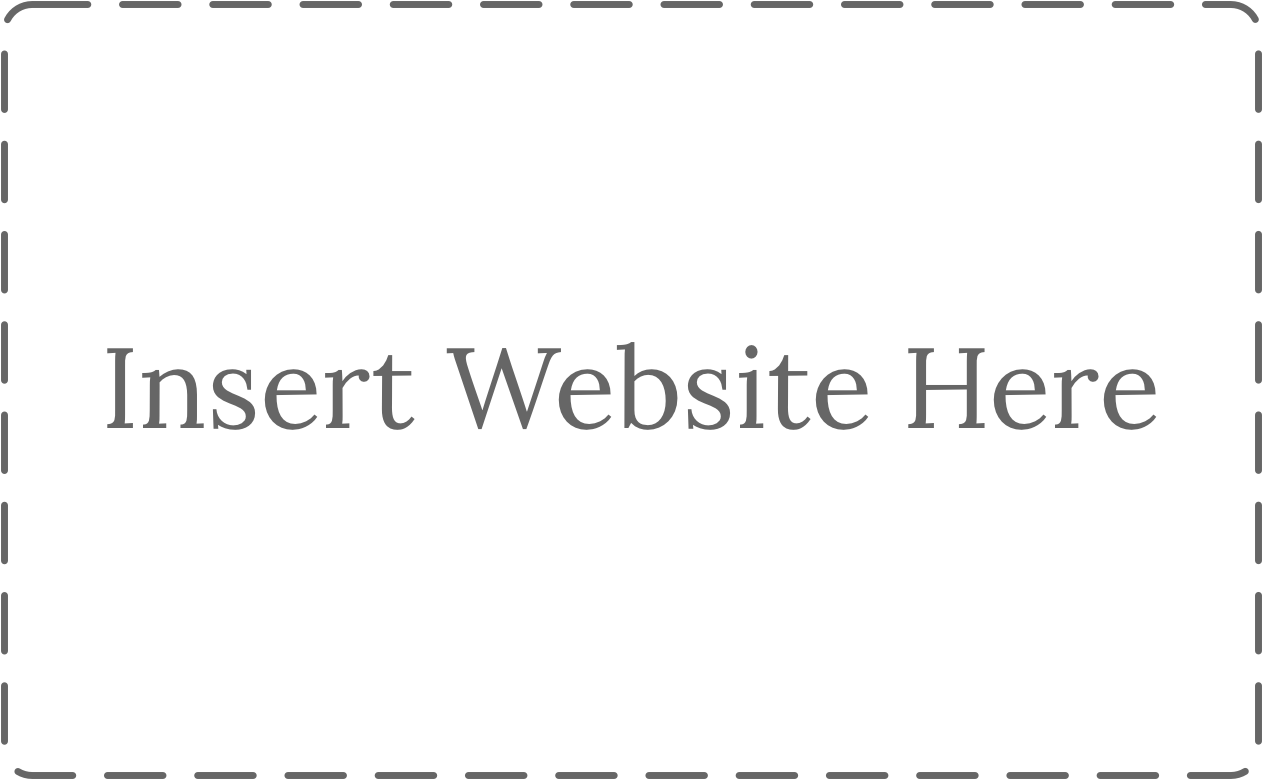 Insert Website Here